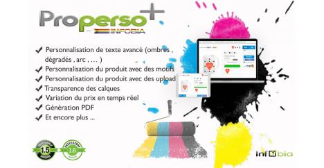 Infobia ProPerso+