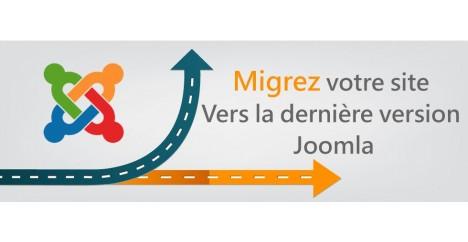 Mise à jour site Joomla