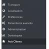 Module Avis Client
